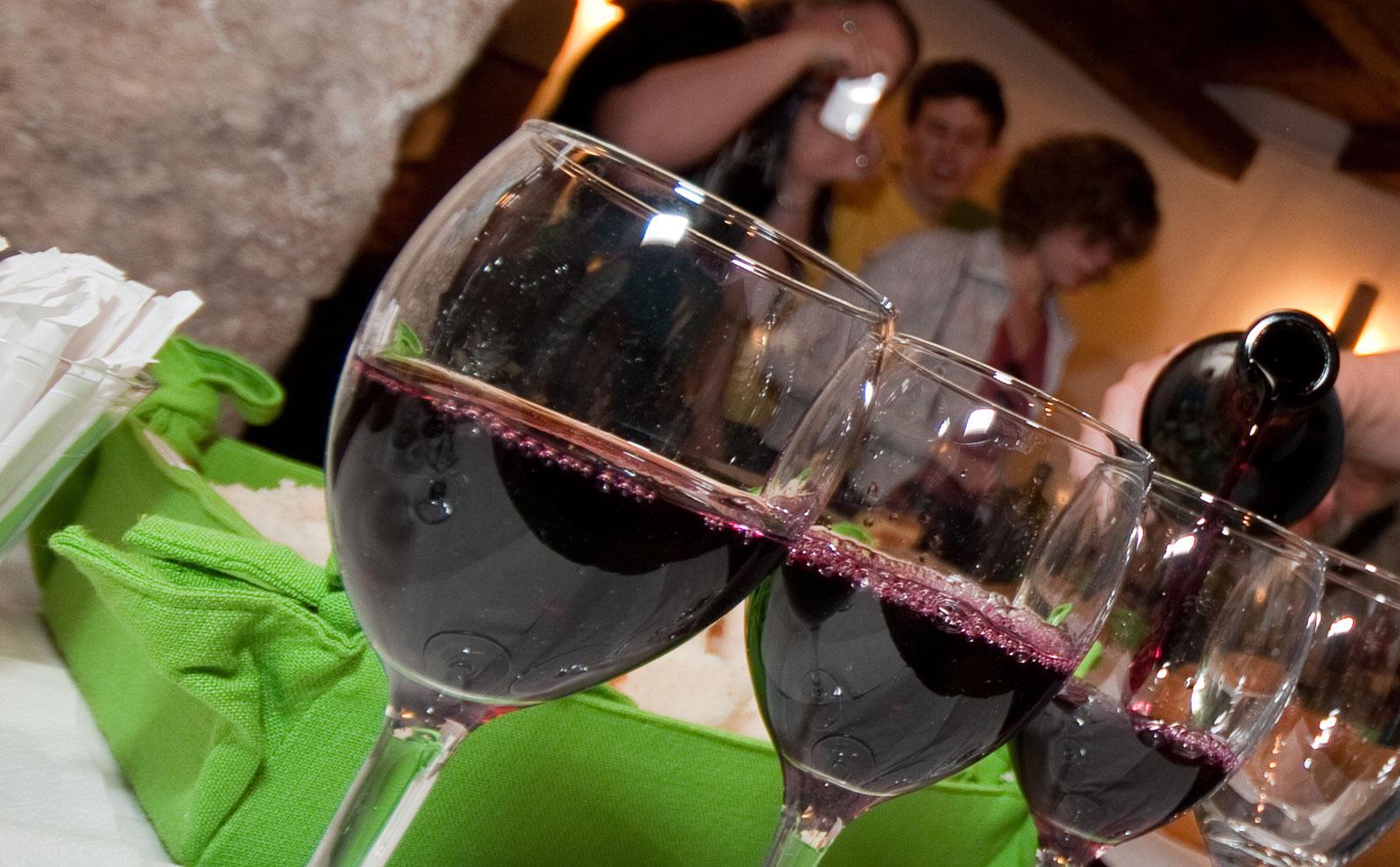prezentacija i degustacija 3 vrste vina